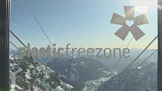 Итальянский горнолыжный курорт первым в стране полностью отказался от пластика