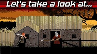 Bannerman - 20 Min of Gameplay (Dark medieval action/adventure)