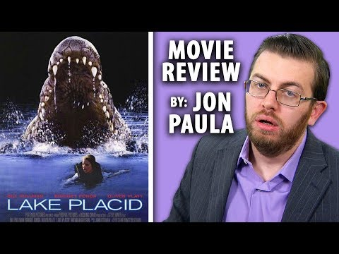 Lake Placid -- Movie Review #JPMN