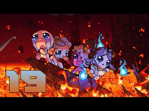 COMPLETANDO A LOS HERMANOS - The Binding of Isaac Repentance - Directo 19