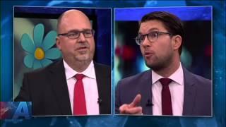 SD Jimmie Åkesson vs LO-ordförande