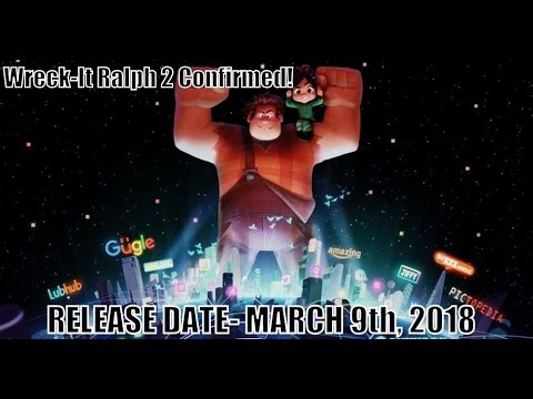 Wreck it ralph 2 release date in Sydney