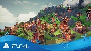 Valhalla Hills | Definitive Edition Announcement Trailer | PS4