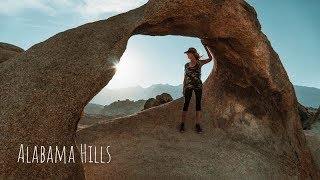Hiking & Boondocking in the Alabama Hills | Southern Sierra Nevada