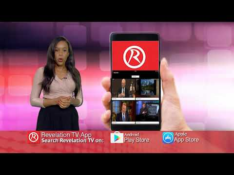 Download Revelation TV's new app in your App or Play Store