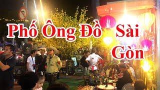 Gambar cover Phố Ông Đồ Sài Gòn | Tết Sài Gòn | Duong Nguyen Family