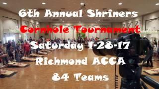 Shriners Cornhole Tournament