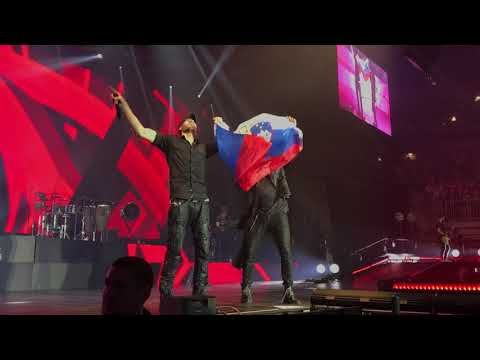 Enrique Iglesias - I Like It, Ljubljana Slovenija, Arena Stožice HD