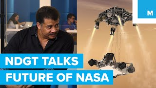 Neil deGrasse Tyson on The Future of NASA