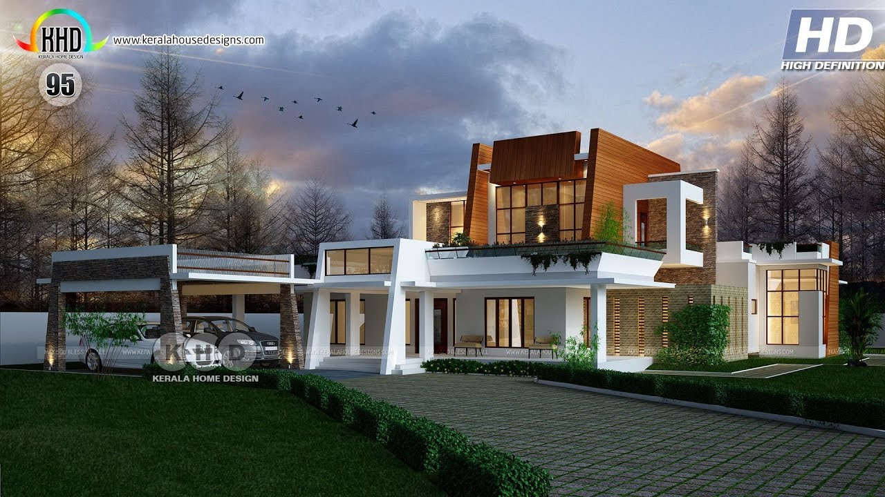 100 best house designs january 2018 youtube for Best new home designs
