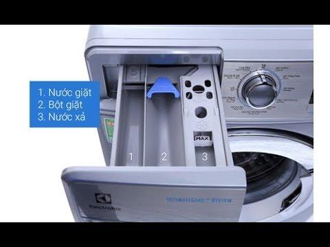 Cách Sửa Máy Giặt Electrolux Không Chảy Nước Vào Máy