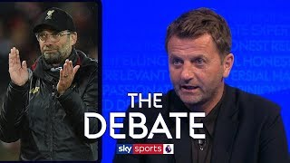 Are Liverpool favourites to progress against Bayern Munich after 0-0 draw? | The Debate