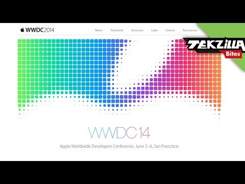 iOS 8, OS X Yosemite, & SWIFT! WWDC 2014 Recap