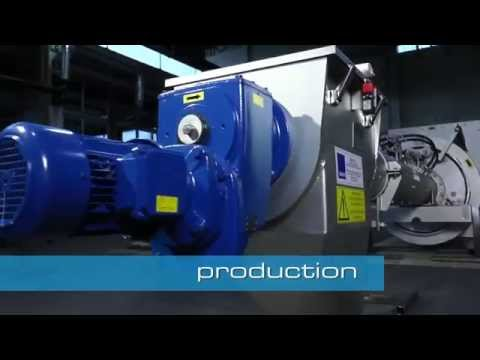 SAVI Manufacturing Mechanical Waste Water Pretreatment Equipment