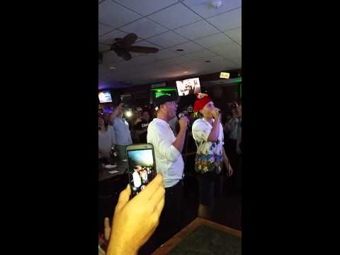 Patrick Kane Singing Karaoke Chicago Blackhawks