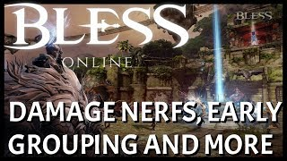 Bless Online: Thoughts on Damage, Grouping, Crafting and More | Post Stream Vlog #3
