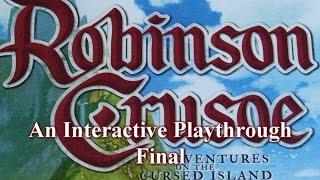 Let's Play Together: Robinson Crusoe - Final