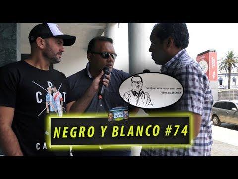 Negro y Blanco #75: Alan y Coki estuvieron presentes en homenaje a DANIEL PEREDO