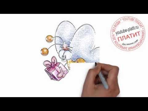 Как нарисовать простым карандашом ютуб