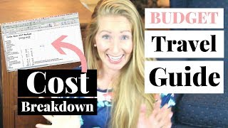 4 Steps on How to Plan a Vacation on a Budget | Real Life Costa Rica Vacation Budget Breakdown