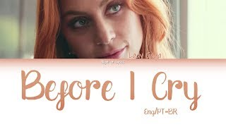 Lady Gaga - Before I Cry - Color Coded Lyrics/ Legendado PT-BR Video