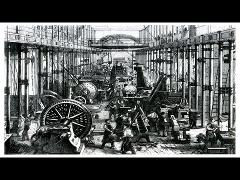 25 Facts About the Industrial Revolution (Featuring Alternate History Hub)