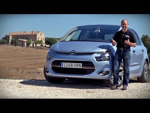 Citroën C4 Picasso - Prueba / Test / Review Coches.net