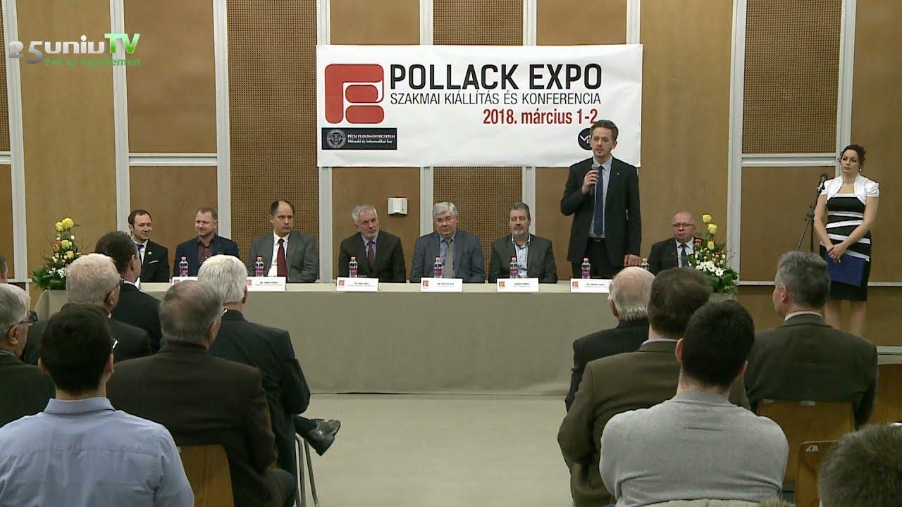 """XII. Pollack Expo - """"Földön, vízen, levegőben"""""""