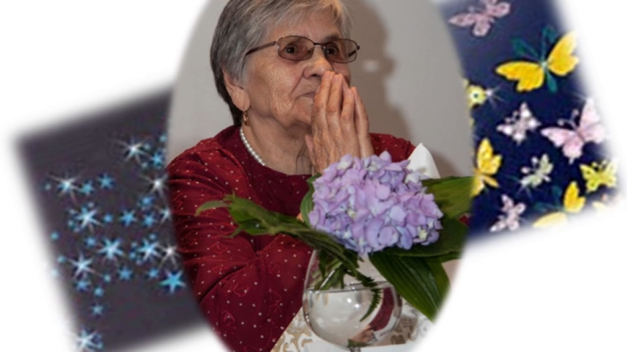 Поздравление с 85 летием бабушке от правнуков