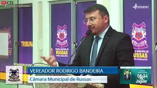 Rodrigo Bandeira   Pronunciamento Câmara de Russas   26 01 21