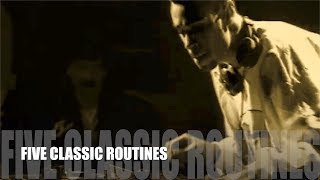 """Five Classic """"Rock the Bells"""" Battle Routines"""