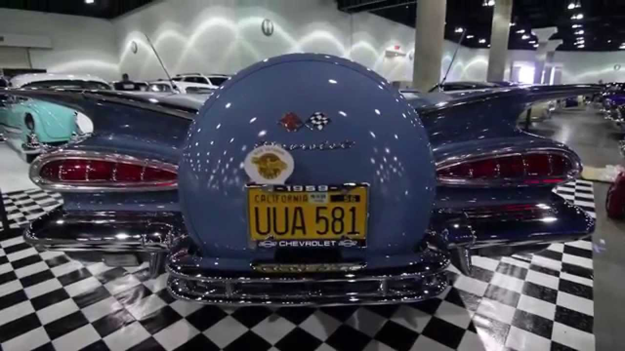 1959 Chevrolet Impala Convertible Youtube