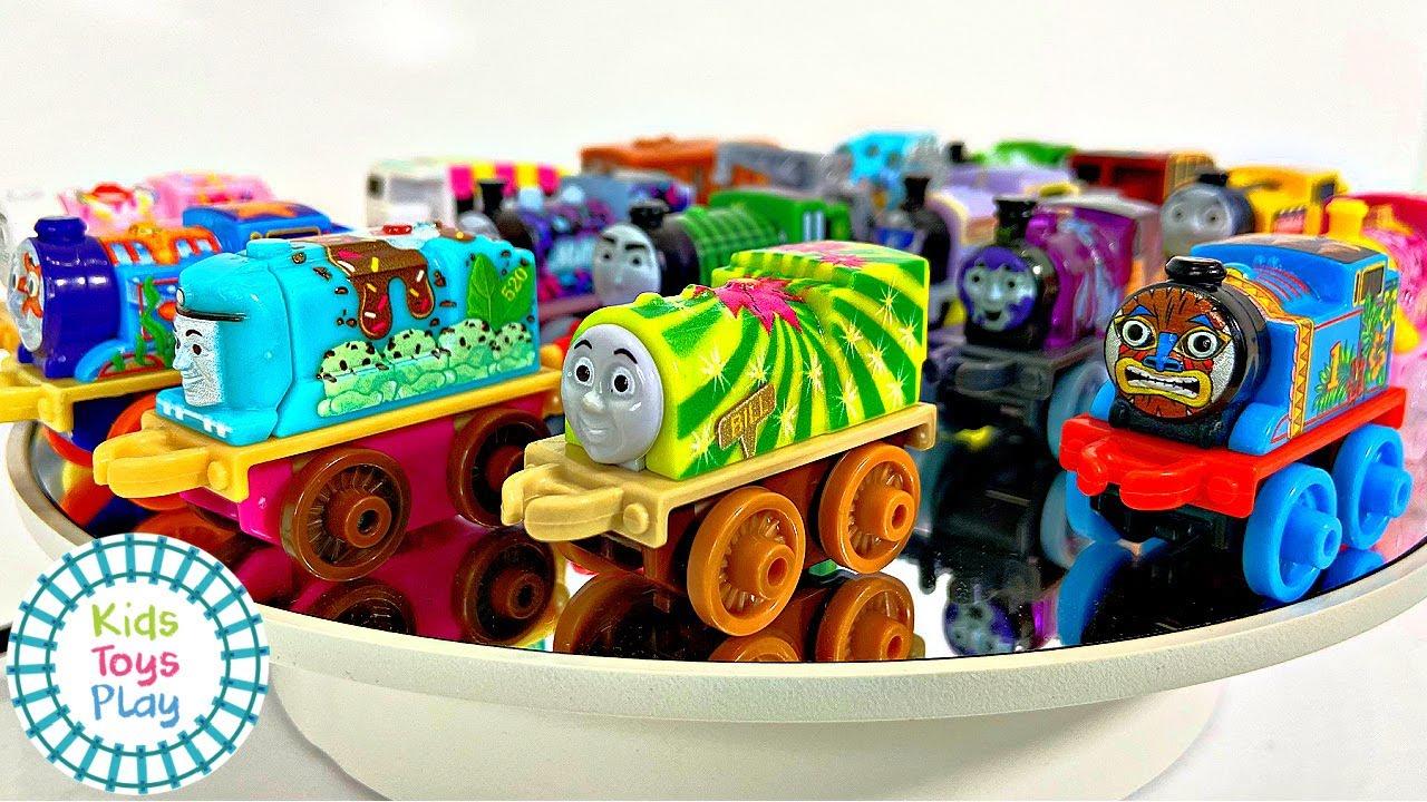 Kids Toys Play Thomas MINIS Collection