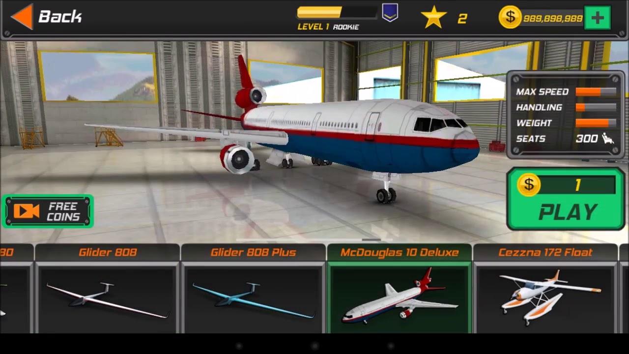 flight pilot simulator 3d free online