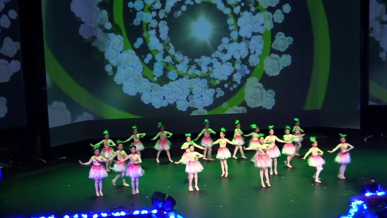 少兒舞蹈《茉莉花》《 Jasmine Flower》 恒達舞蹈學院