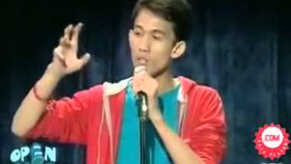 STAND UP COMEDY INDONESIA FULL   OPEN MIC METRO TV 12 JUNI 2012 mp4