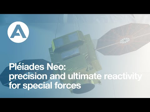 Pléiades Neo: precision and ultimate reactivity for special forces