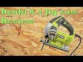 Ryobi 6.1 Amp Jigsaw Review