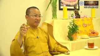 Vấn đáp: Phật Thích Ca và Phật Bà, gõ mõ khi tụng kinh, pháp môn niệm Phật, tự lực và tha lực