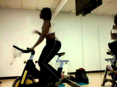 Free Spinning Class Advance Level, Beginners please take it easy, follow commands....