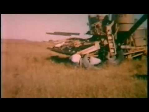 J.M. Carr 1950s Farming and Family Video with Audio