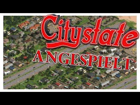 Neue Stadtbausimulation | Let's Play CityState | Angespielt | [HD] | Deutsch