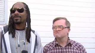 Snoop Dogg films rap rescue with TPB