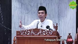 Download Video Sholat Tarawih Lebih Afdol Sendiri atau Berjamaah ??? - Ustadz Abdul Somad, Lc  MA MP3 3GP MP4