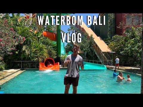 WATERBOM BALI VLOG - Best Water Park in Asia?