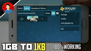 HOW TO DOWNLOAD GTA V IN ANDROID || GTA V IN PPSSPP EMULATOR || 1KB TO 1GB || WORKING ISO FILE ||