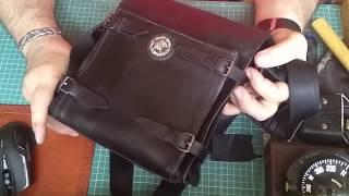 видео Кожаные сумки женские из натуральной кожи