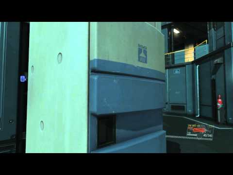 видео: metal gear solid 5: Как смыть кровь?