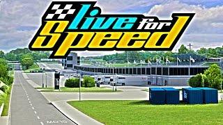 TUTORIAL - Como encontrar a cidade do Live for Speed? - Grauzinho com carro de drift!