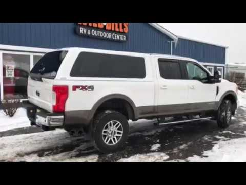 2017 Ford F-250 Superduty ARE Z fiberglass topper on sale at Wild Billu0027s & 2017 Ford F-250 Superduty ARE Z fiberglass topper on sale at Wild ...